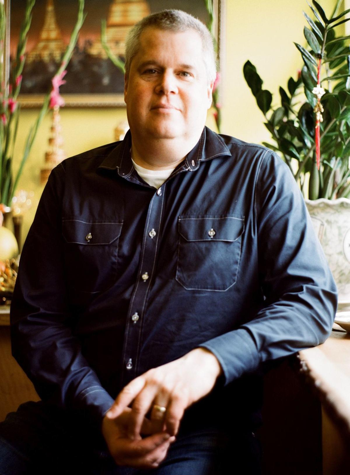 Author Daniel Handler