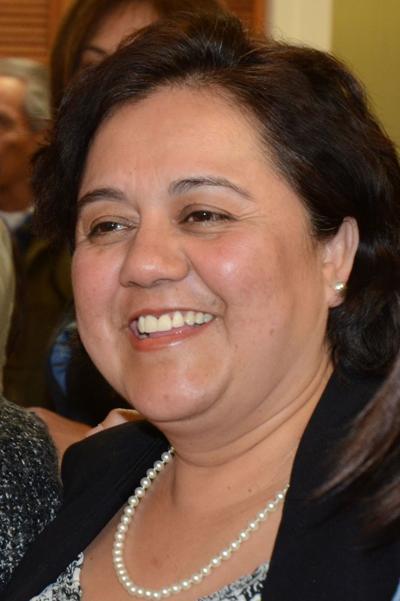 City Council member Irais Lopez-Ortega