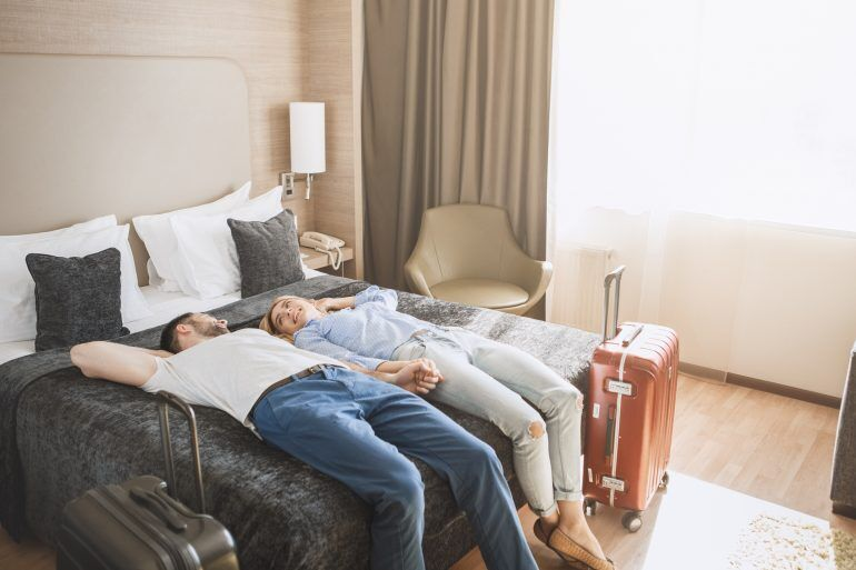 A majority of the time, it's cheaper to book a hotel room 15 days out rather than four months out, according to NerdWallet data.