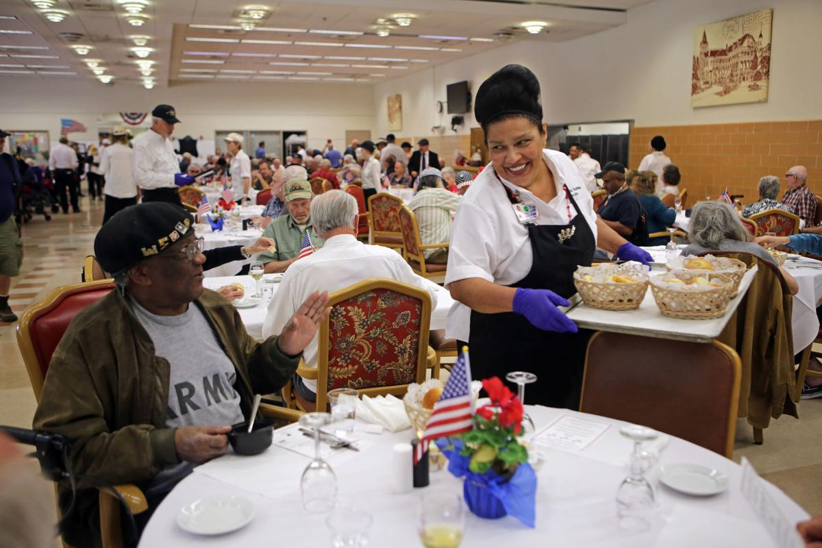 Celebrity Chefs Veterans Day Luncheon