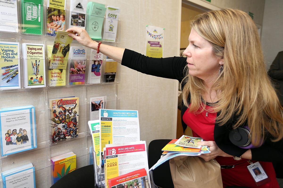 Silverado Middle School Wellness Center
