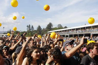 BottleRock at the Napa Valley Expo