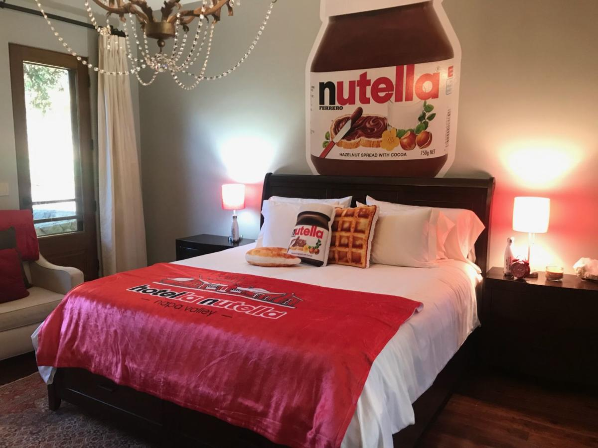 Hotella Nutella bedroom suite