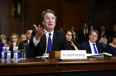 The Latest: ABA urges Senate to slow down on Kavanaugh votes