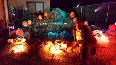 Halloween in Napa