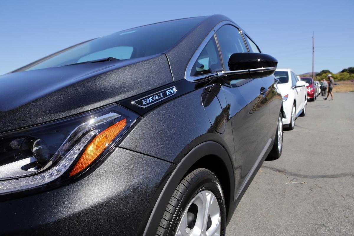 Drive Electric Week In Napa