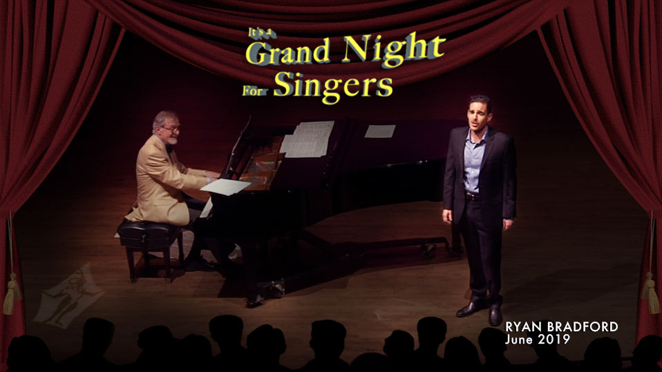 It's A Grand Night For Singers!