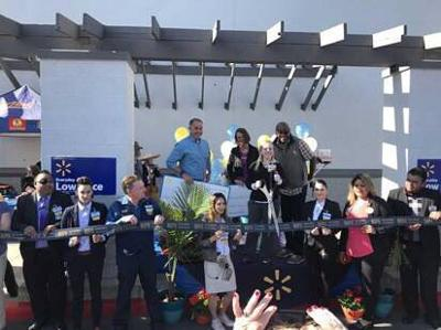 On May 10 the Napa Walmart Supercenter, located at 681 Lincoln Ave., presented its newly remodeled store to the community.