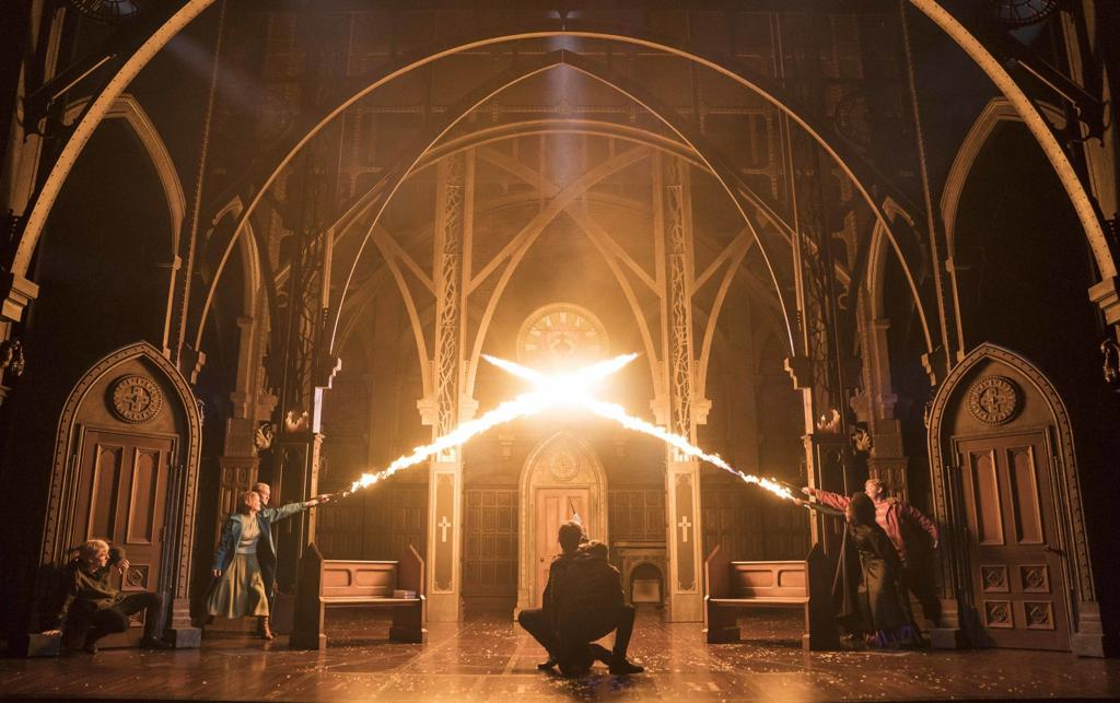 Review Harry Potter And The Cursed Child Opens In San Francisco Arts Theatre Napavalleyregister Com