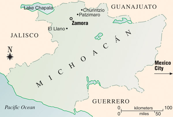 The Napa Valley-Michoacan connection | Local News ...