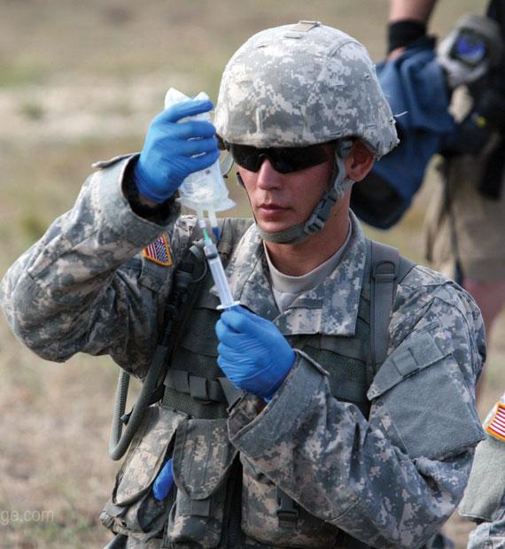 Bailey Graduates As Army Combat Medic Milestones Napavalleyregister Com