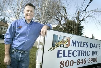 10 Questions for Myles Davis of Myles Davis Electric Inc.