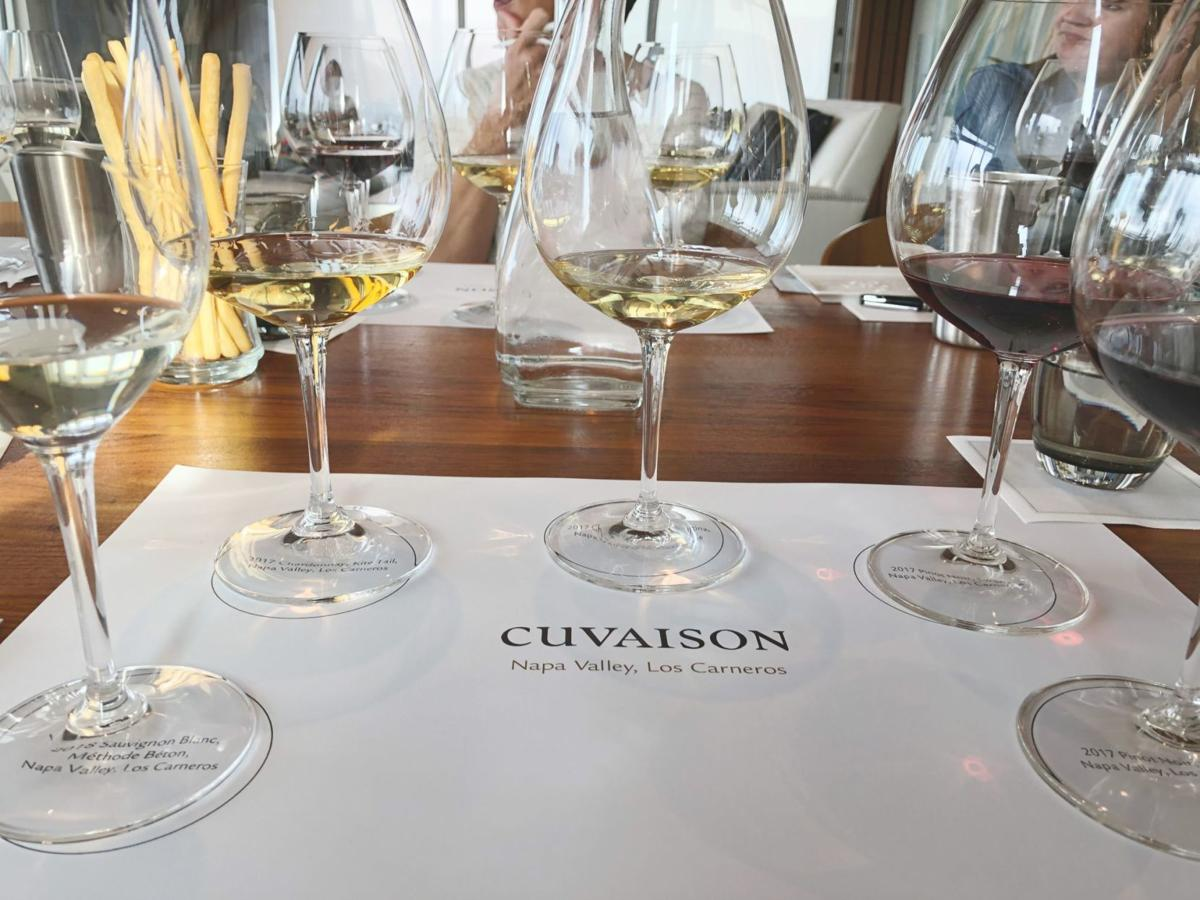 Cuvaison Estate Wines