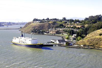 Cal Maritime training ship resumes cruise after accident