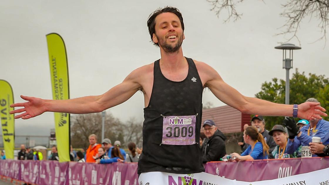 Flashback Friday: 2019 Napa Valley Half Marathon