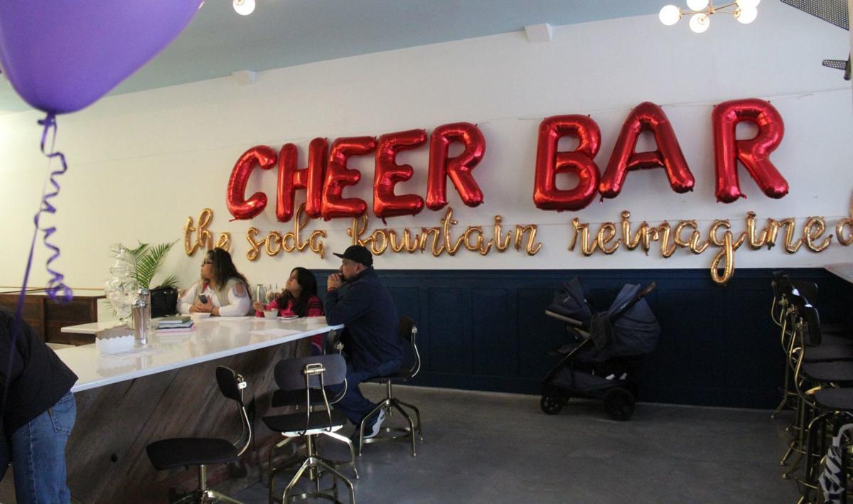 Cheer Bar in Calistoga