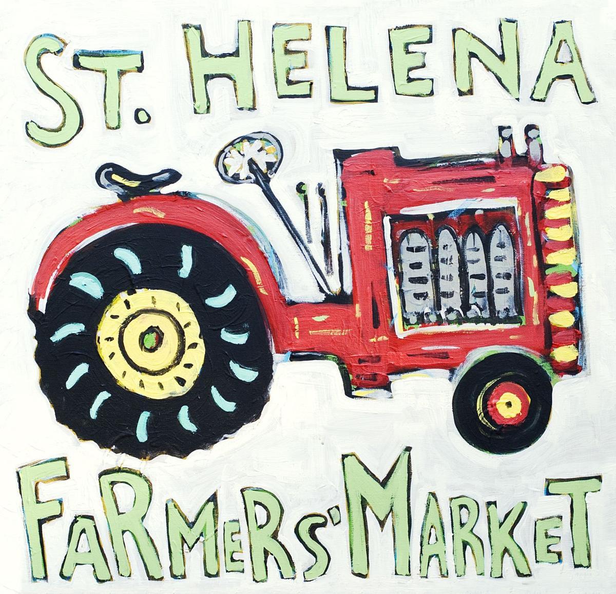 St Helena Farmers Market