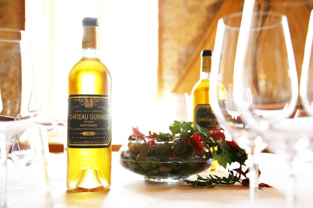 Chateau Guiraud A Sauternes Producer Was Ranked Premier Cru In The 1855 Classification Of Bordeaux Wines