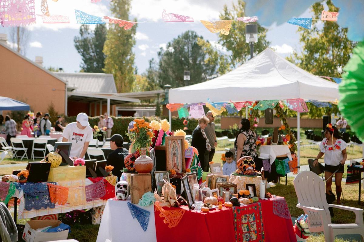 UpValley Día de los Muertos Celebration