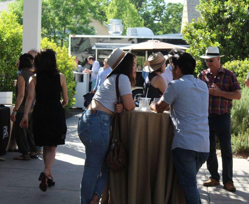 Calistoga Food and Wine Event 2018