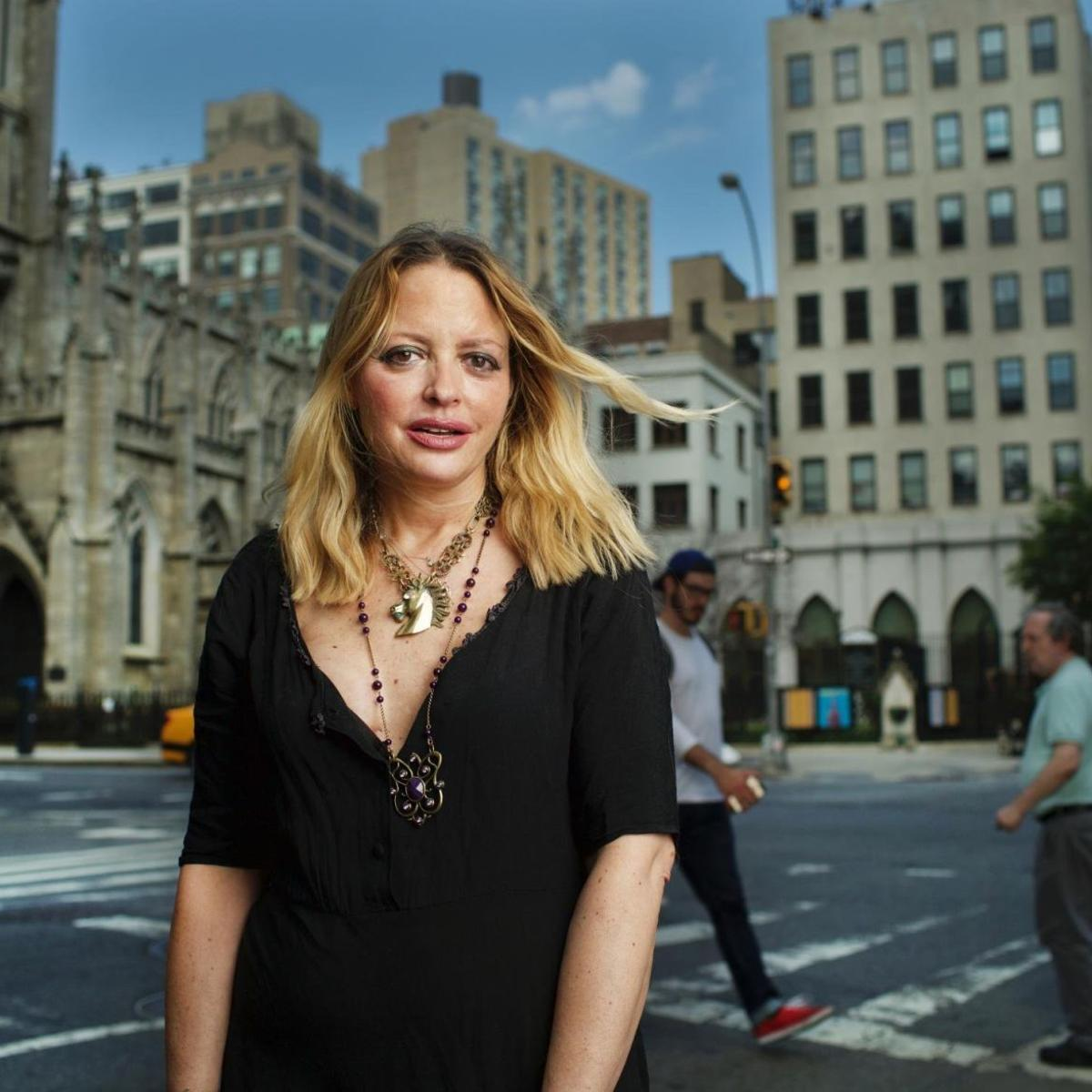 Allegra Rose Edwards elizabeth wurtzel, author of 'prozac nation,' dies at 52