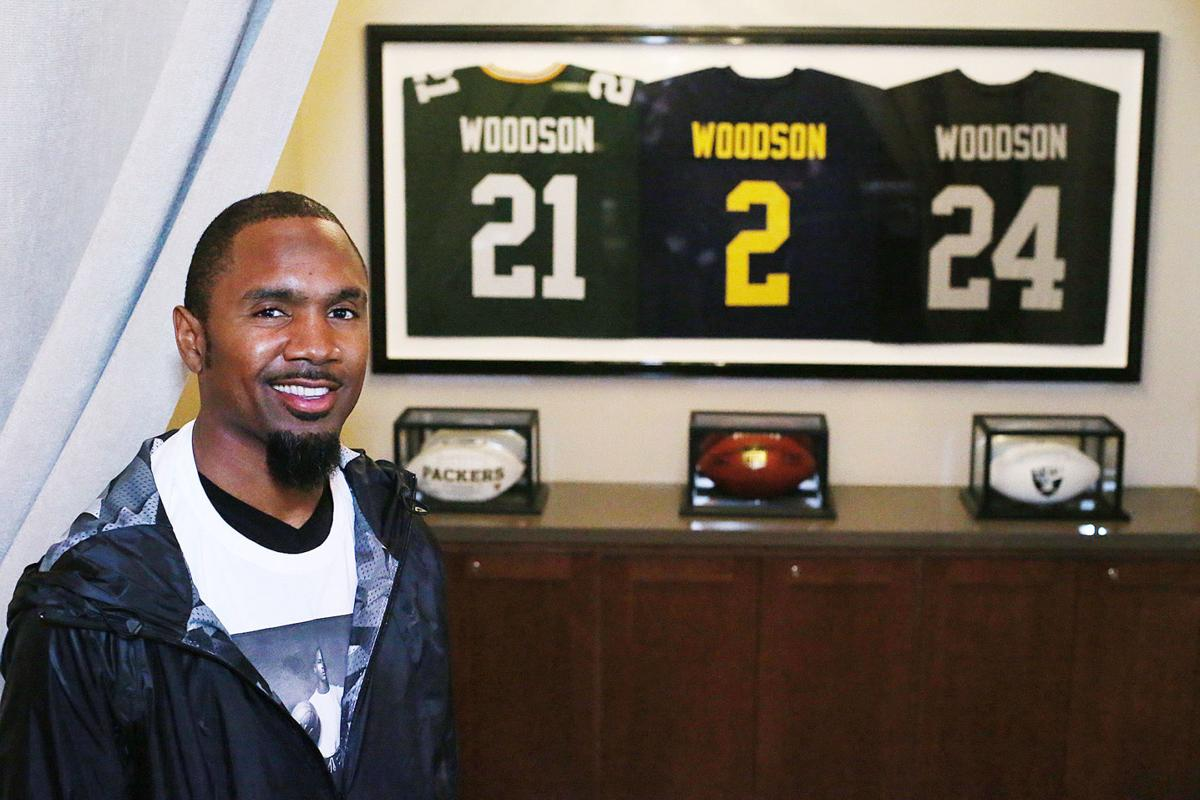 Charles Woodson A Passion For Football And Wine Sports
