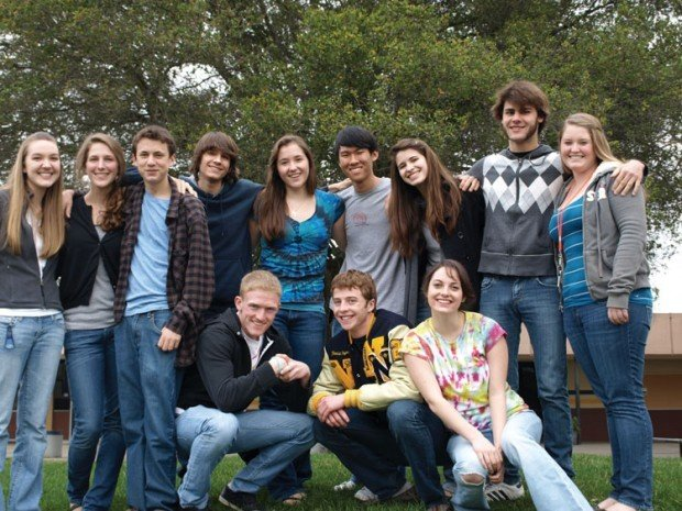 Napa High School's Vocal Music Workshop include