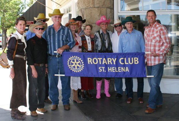 Rotary presidential tradition