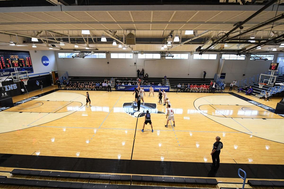 Men's College Basketball: Division III game in Baltimore held in ...