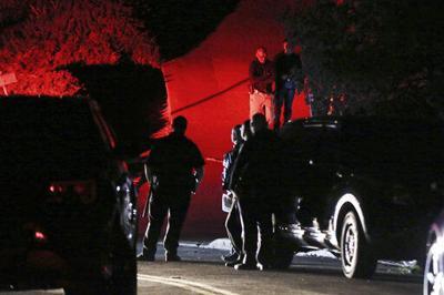 No arrests after California Halloween shooting kills 4 (copy)