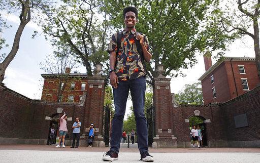 Harvard student submits rap album as his senior thesis