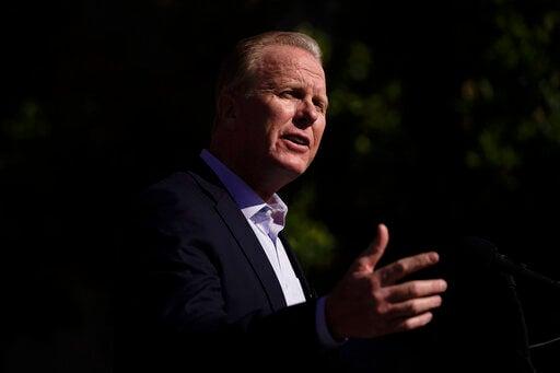 Turbulent politics could sway California recall election
