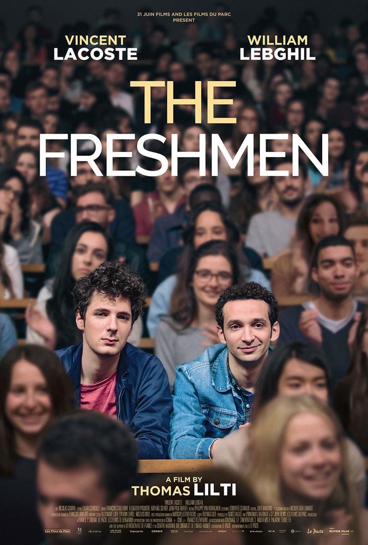 Poster:  THE FRESHMEN