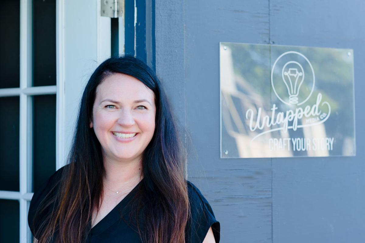 Megan Steffen, Untapped Media Inc.