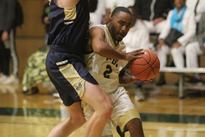 PUC men's basketball