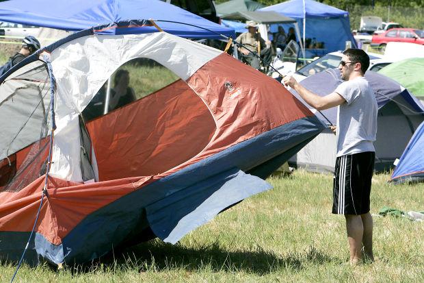 BottleRock Napa Valley Campers