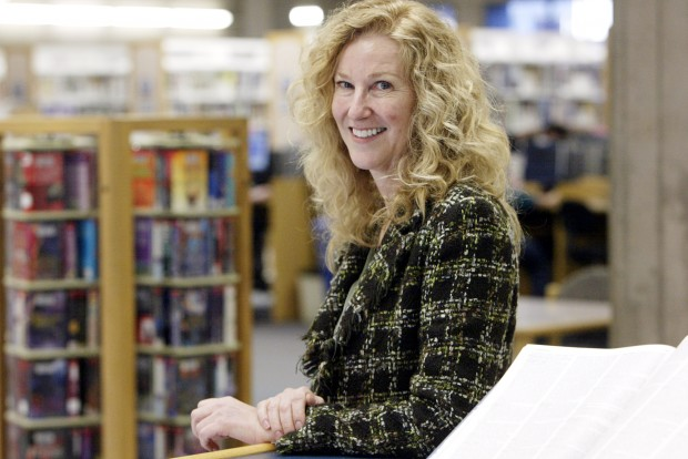 Napa City County Library Director Danis Kreimeier Is An