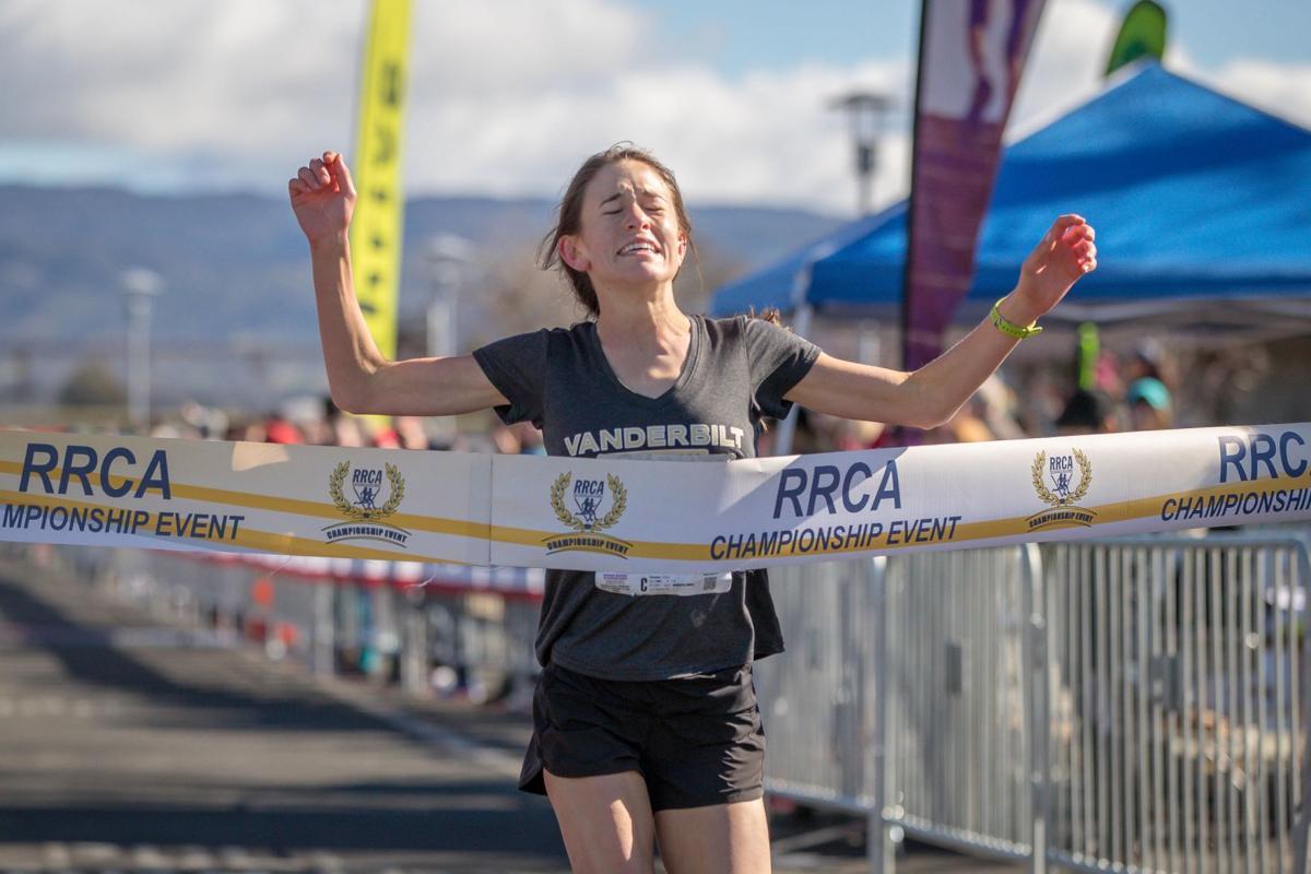 Napa Valley Marathon 2018