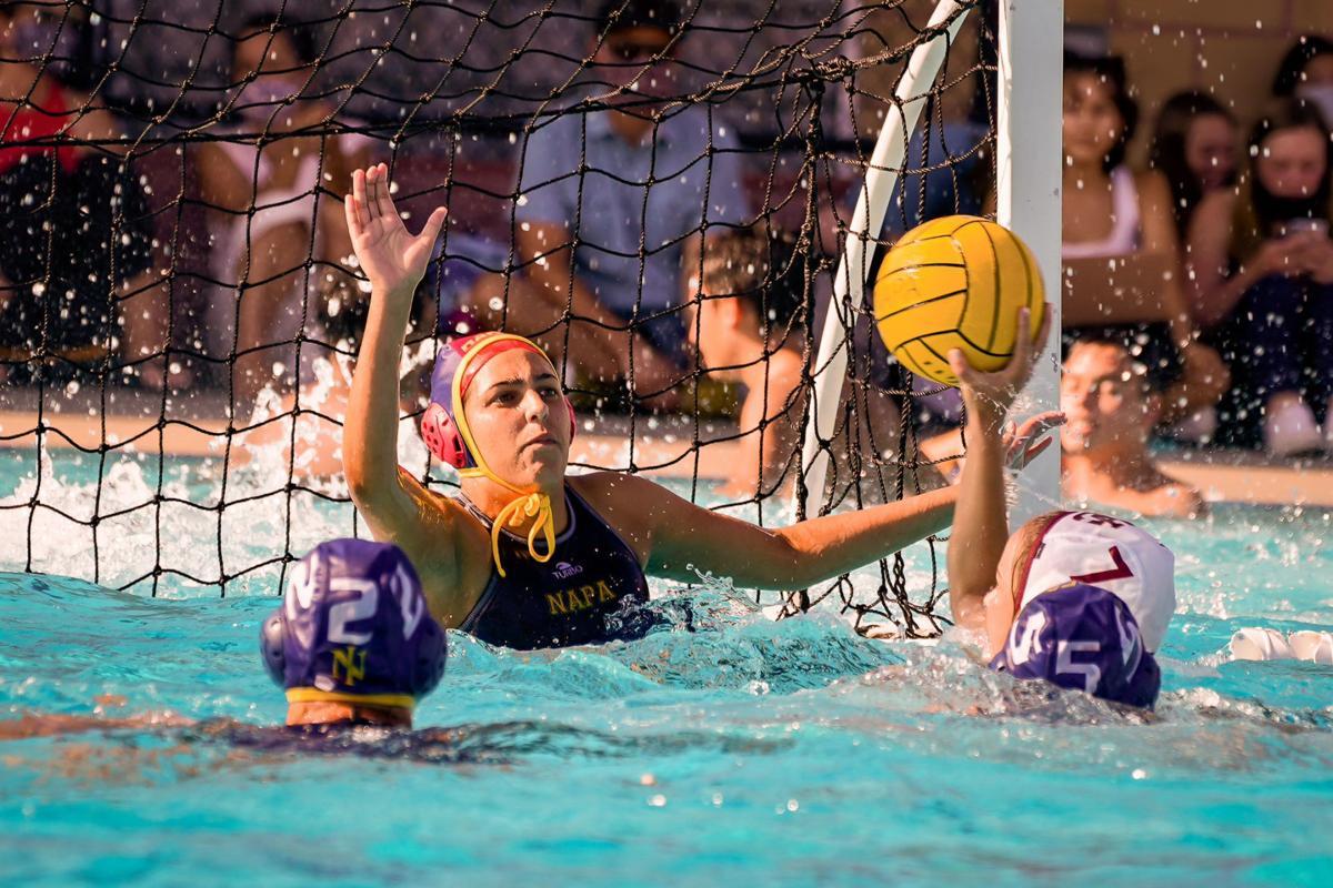 Jossie Gonzalez Big Game Water Polo