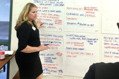 Napa County Strategic Planning Session