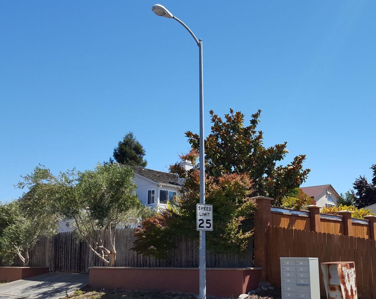 Streetlight 100 Benton Way American Canyon wireless law