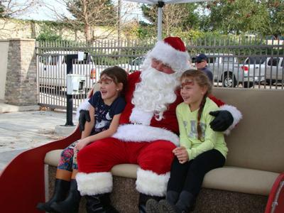 American Canyon Santa Claus