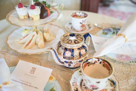 Afternoon Tea at the Ackerman Heritage House