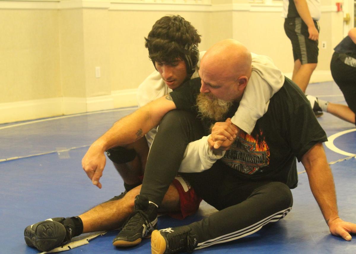 St. Helena wrestling