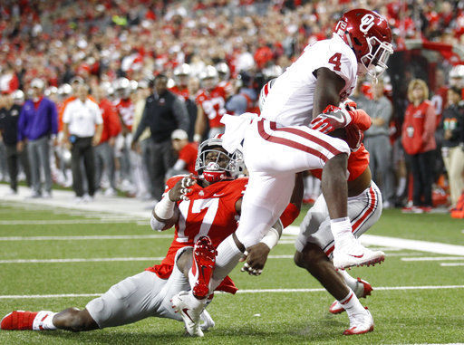 AP Top 25 Heat Check: Oklahoma, Ohio State switch places