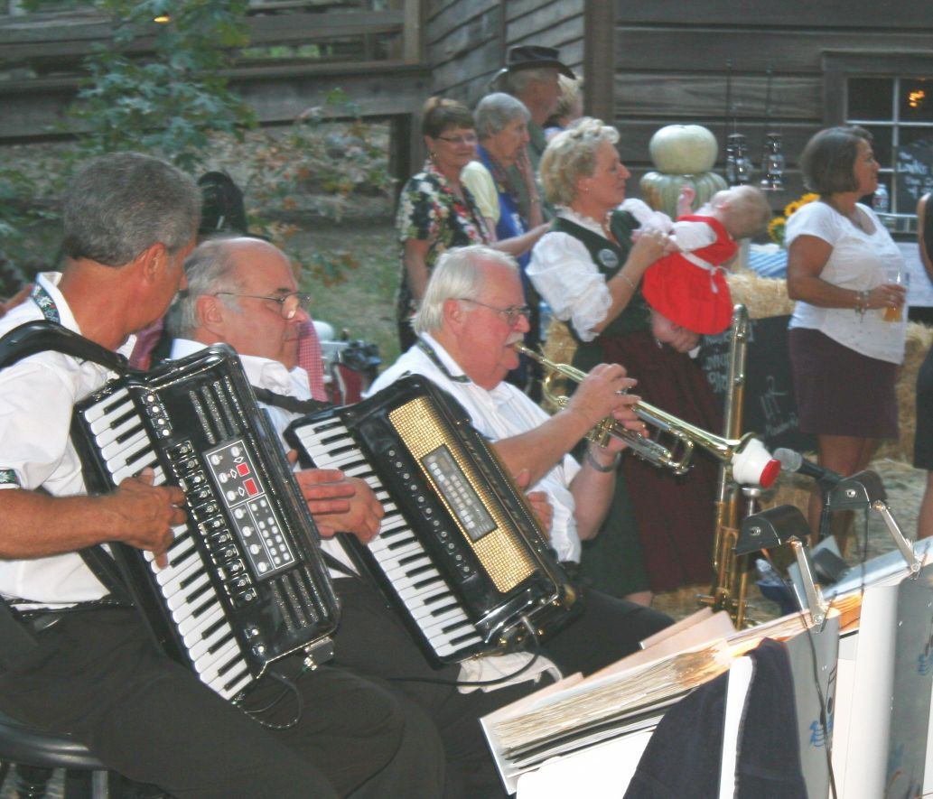 """Beer, Brats & Music"" at Soroptimist Oktoberfest"