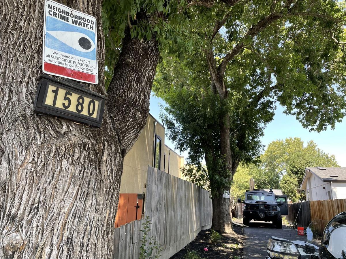Police standoff at Napa apartment