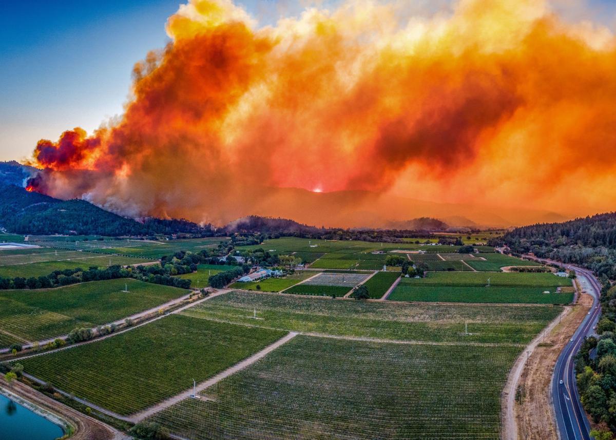 Sept. 27 glass fire