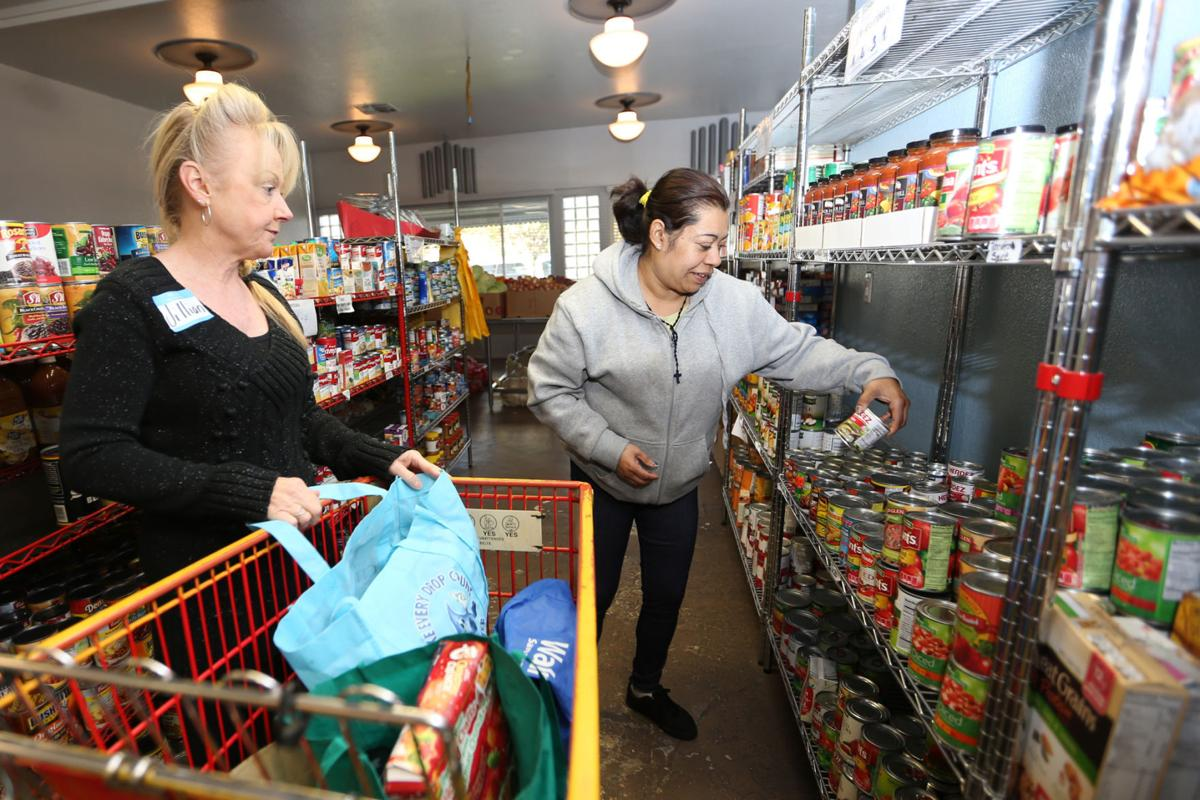 Community Action Napa Valley Food Bank