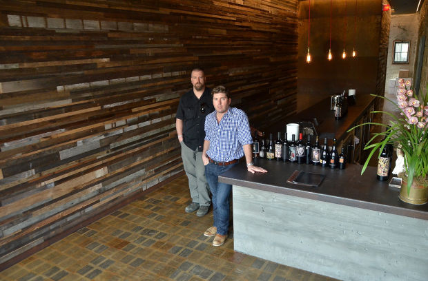 Orin Swift Tasting Room & Gallo acquires Orin Swift Cellars of St. Helena | Business ...